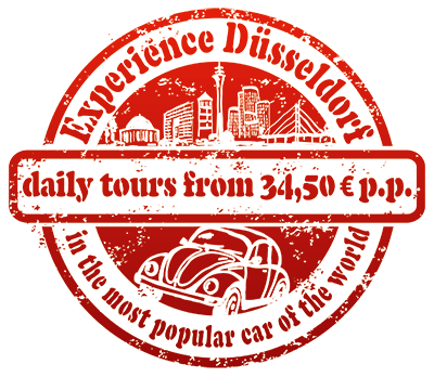daily tours from 34,50